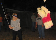 Kath and Pinata
